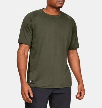 Under Armour Men's UA Tactical Tech Short Sleeve T-Shirt