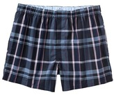 Banana Republic William Plaid Boxer