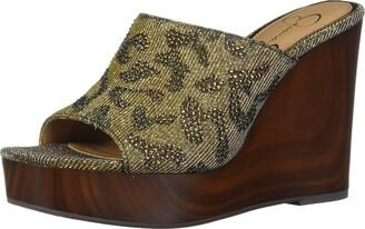 Jessica Simpson Women's Shantell Slide Sandal
