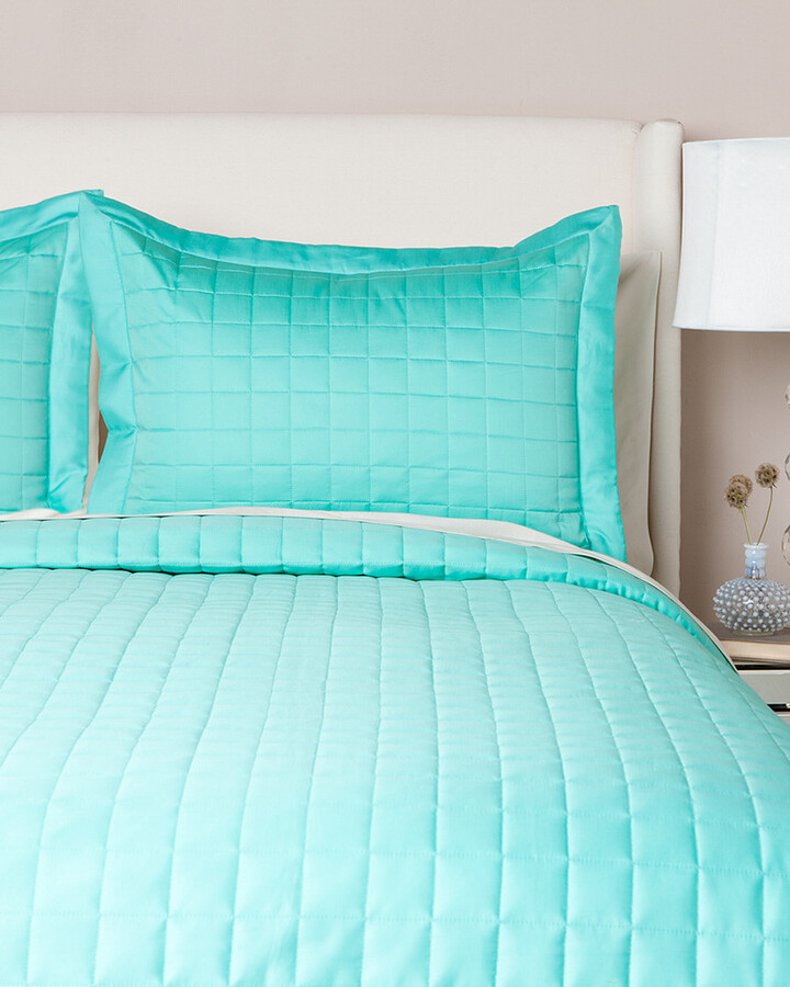 Thumbnail for your product : Belle Epoque 700Tc Quilted Cotton Coverlet Collection