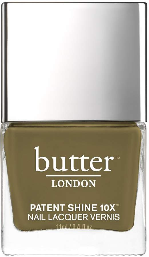 Butter London Patent Shine 10X Nail Lacquer Polish