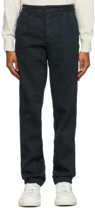 DOPPIAA Navy Alghero Trousers