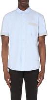 Marc By Marc Jacobs Contrast-trim Cotton Shirt - For Men