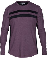 Hurley Men's Pano Stripe Thermal-Knit T-Shirt