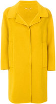 Luisa Cerano - oversized pocket coat - women - Polyamide/Acetate/Cashmere/Wool - 36