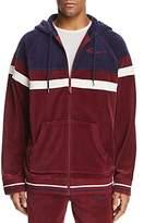 Puma Fenty Velour Hooded Track Jacket