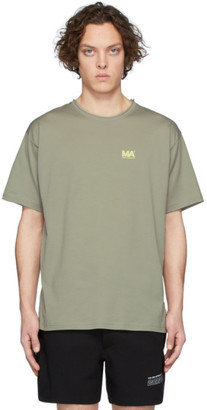Martin Asbjorn Grey Greg T-Shirt