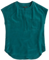 J.Crew Collection luxe silk pocket shell