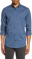 Nordstrom Regular Fit Plaid Button-Down Shirt