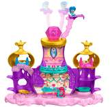 Fisher-Price Shimmer & Shine Teenie Genies Floating Genie Palace Playset by
