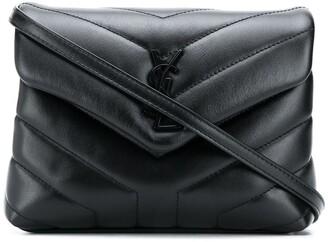 Saint Laurent Loulou Toy quilted shoulder bag