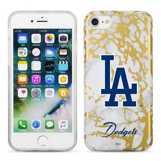 Unbranded Los Angeles Dodgers Marble iPhone 6/6s/7/8 Case