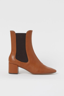 H&M Pointed-toe boots