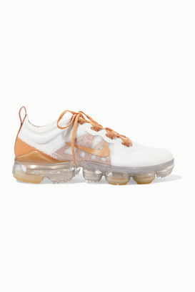 Nike Air Vapormax 2019 Nexkin Sneakers - White