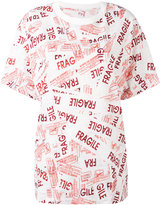 MM6 MAISON MARGIELA Fragile T-shirt