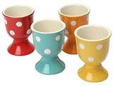 Dexam Polka Dot Egg Cups - Set of 4