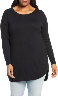 Caslon Shirttail Tunic
