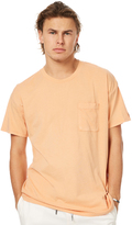Zanerobe Rugger Pocket Mens Tee Orange