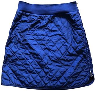Sportmax Blue Skirt for Women