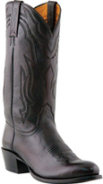 Lucchese Men's Since 1883 M1021. R4 Rounded Toe Cowboy Heel Boot