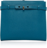 Valextra Brera Tracollina Leather Shoulder Bag