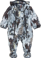 Molo Hebe hooded snowsuit 3-12 months