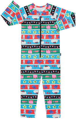 Bonds Kids Long Sleep Onesie