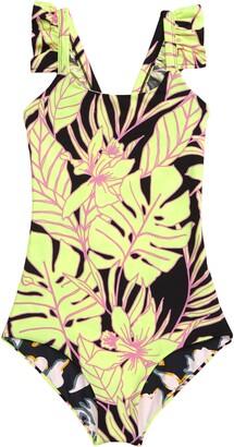Maaji Tropic Tropicus Reversible One-Piece Swimsuit