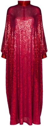 Ashish Sequinned Gown