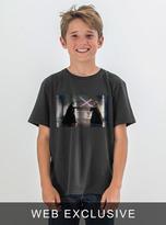 Junk Food Clothing Kids Boys Star Wars Tee-black Wash-xs