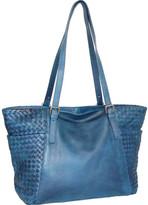 Nino Bossi Women's Hibiscus Bud Tote Handbag