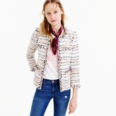 J.Crew Collection French tweed jacket