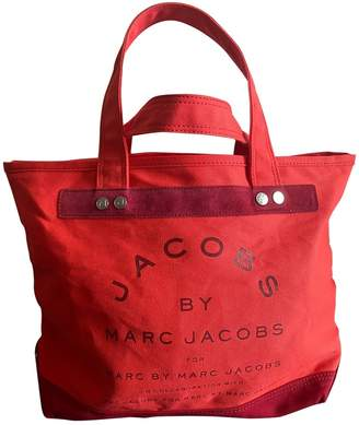 Marc by Marc Jacobs Red Cloth Handbags