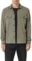 Allsaints Allsaints Fearnot Shirt, Light Khaki Green
