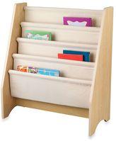Kid Kraft Natural Sling Bookcase
