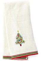 Fiesta Holiday Gathering Embroidered Kitchen Towel