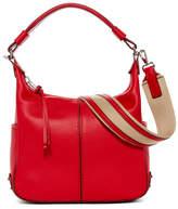Tod's Miky Leather Hobo Bag