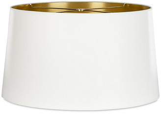 Borealis Shade - White/Gold - Bradburn Home