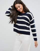 Brave Soul Round Neck Sweater