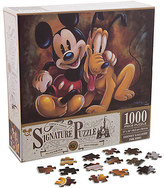 Disney Mickey Mouse and Pluto: Pluto the Pup 85th Anniversary Jigsaw Puzzle