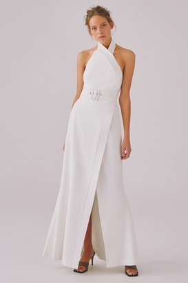 C/Meo OUTBREAK GOWN Ivory
