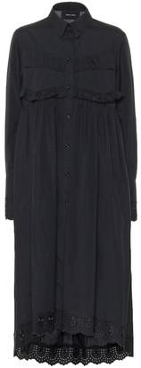 Simone Rocha Cotton-poplin dress