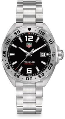 Tag Heuer Formula 1 41MM Stainless Steel Quartz Bracelet Watch