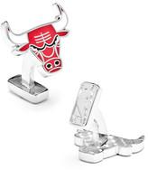 Cufflinks Inc. Chicago Bulls Cuff Links