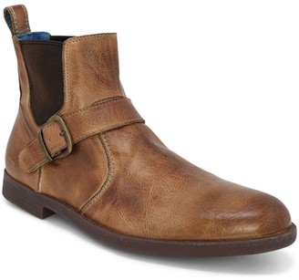 Bed Stu Men's Leather Chelsea Boots - Michelangelo
