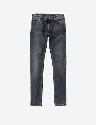 Nudie Jeans Skinny Lin skinny stretch-denim jeans