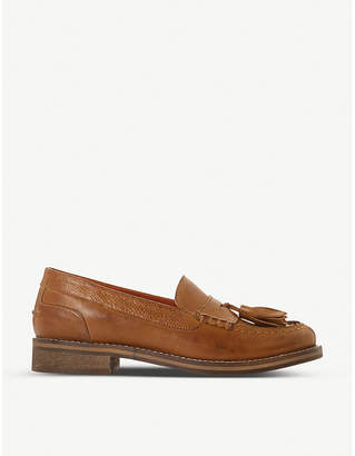 Bertie Giorgeo tasselled leather loafers