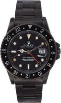 Black Limited Edition Matte Rolex GMT Master II Watch