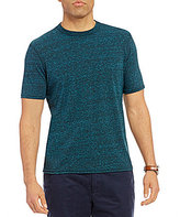 Daniel Cremieux Jeans Short-Sleeve Crewneck Knit Jersey Tee