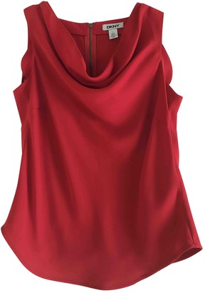 DKNY Red Top for Women